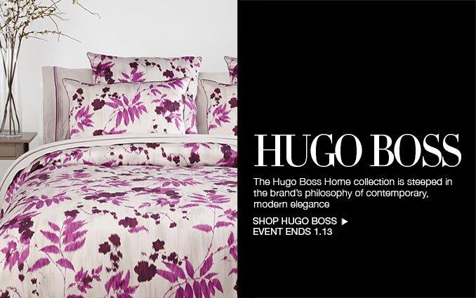 Shop Hugo Boss Bedding - Home