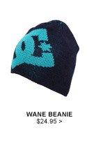 Wane Beanie $24.95