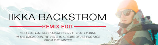 Iikka backstrom - Remix edit