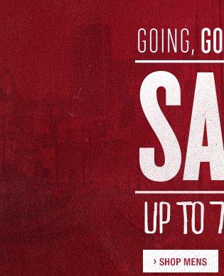 SALE Up to 70% Off - Shop Mens