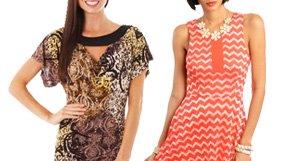 S.H.E. Trendy Spring Dresses