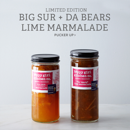 Big Sur + Da Bears Lime Marmalade