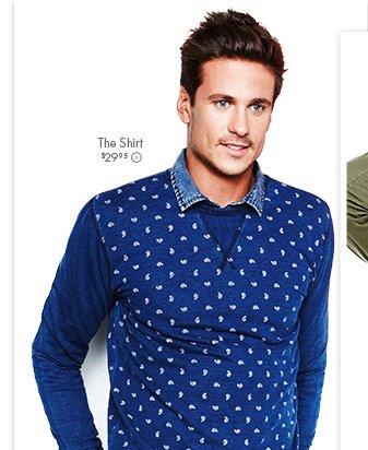 The Shirt $29.95