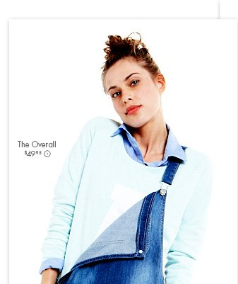 The Overall $49.95