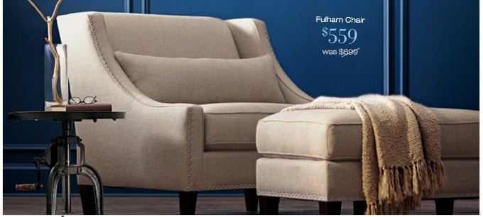 Fulham Chair | $559 was $699