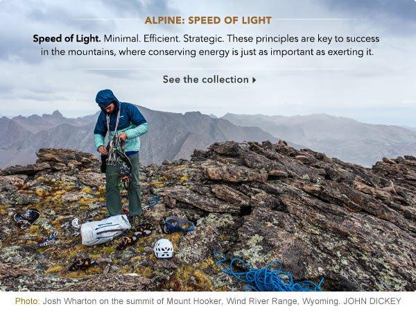 Alpine: Speed of Light