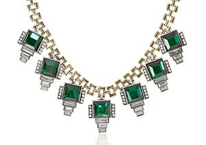 Art Deco Inspired Jewelry