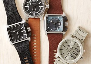Essential Watches feat. Diesel