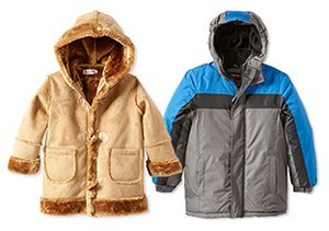 Up to 80% Off: Outerwear for Boys