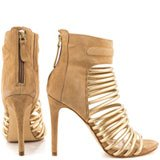 Conny - Nat Multi Suede
