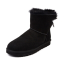 Womens UGG® Bailey Bow Mini Boot