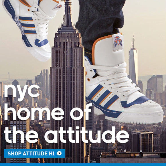 Shop Attitude Hi Shoes »