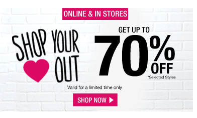 Get up to 70 % Off