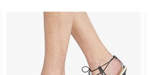 Blake sandals, Was £530 Now £210 Sophia Webster