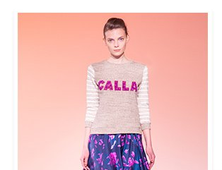 Sweatshirt, Was: £375 Now: £150 Calla