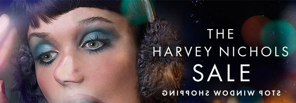 THE HARVEY NICHOLS SALE