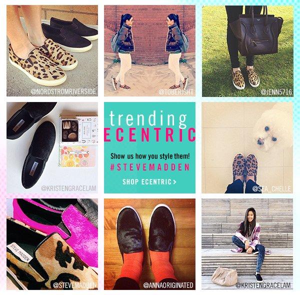 Trending! Shop Ecentric