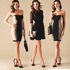 New Year: New Date Night Dresses