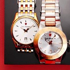 Tonino Lamborghini & Strumento Marino Watches