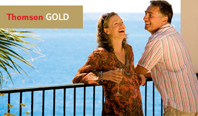 Gold - from Thomson
