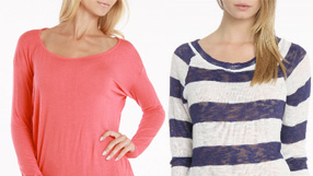 Dresses, Skirts, Tops, and more