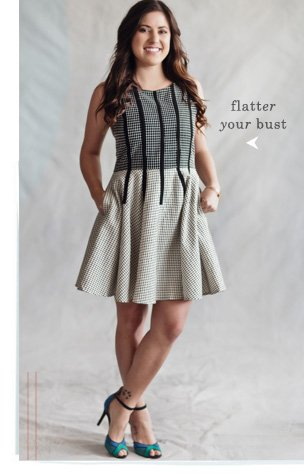 Flatter Your Bust