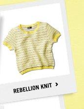 Rebellion Knit
