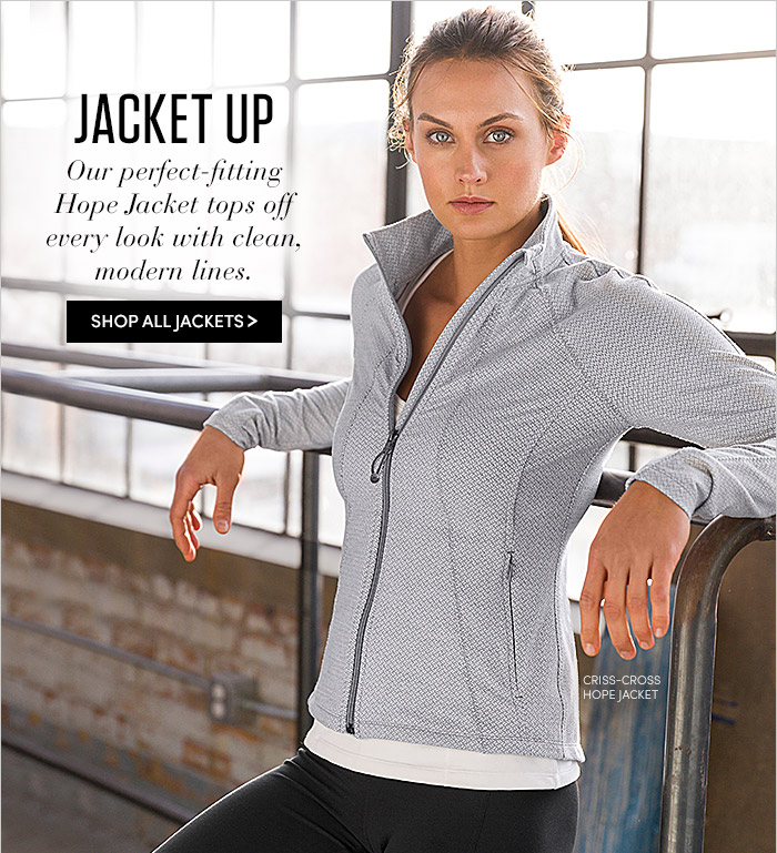 JACKET UP | SHOP ALL JACKETS