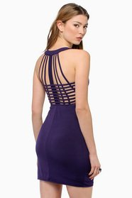 Caged In Back Dress 30