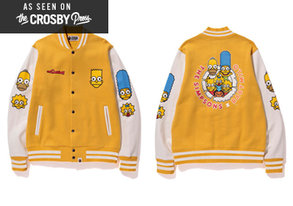 Shop THE OG Streetwear Brand Gets The Simpsons Treatment