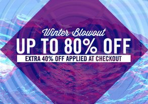 Shop Winter Blowout: Up to 80% Off