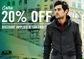 Shop Extra 20% Off: Complete Winter Looks