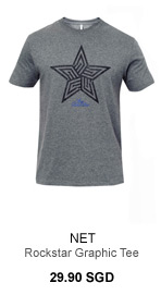 NET Rockstar Graphic Tee