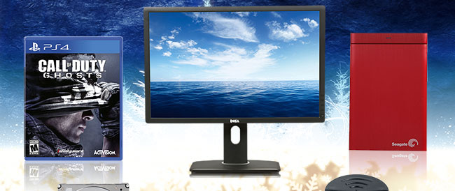 "48Hrs ONLY: 120 usd OFF Dell Ultrasharp 24"" 1920x1200 IPS LED-LCD Monitor"