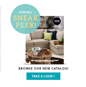 Spring Sneak Peek - Browse Our New Catalog!