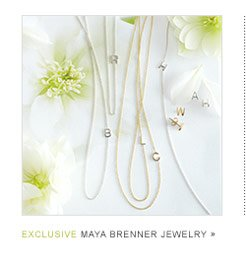 Exclusive Maya Brenner Jewelry
