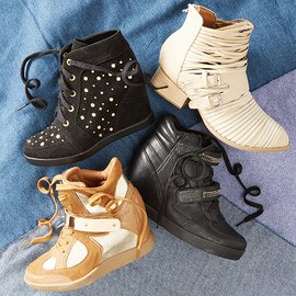 Walk on the Style Side: Women's Shoes