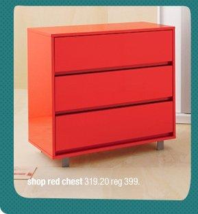 shop red chest 319.20 reg 399.