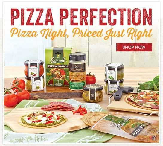 Pizza Perfection: Pizza Night, Priced Just Right