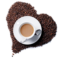 Coffee good for the heart?
