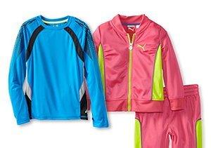 Up to 80% Off: Kids' Sportswear