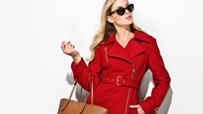 Designer Coats at New Markdowns