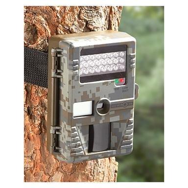 Stealth Cam® 6.0-megapixel Digital Camo Trail Camera