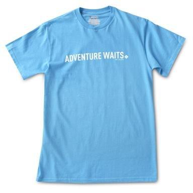 Columbia® Slogan T-shirt