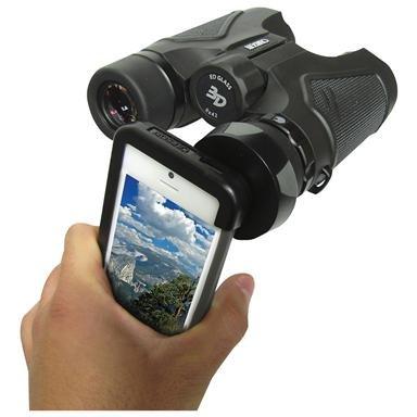 Carson® Binocular iPhone® Adapter