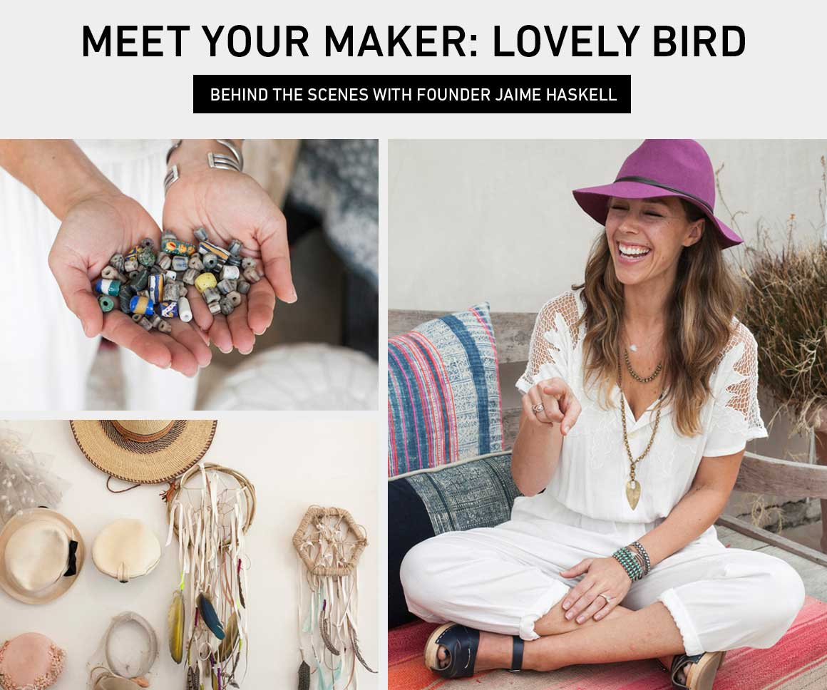 Meet Your Maker: Lovely Bird