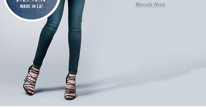 Marcelle Heels