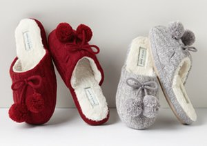 Toasty Toes: Slippers
