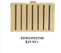 Retrospective - $39.95