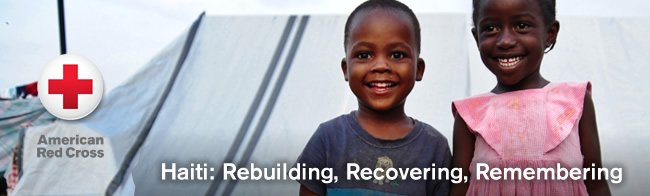 American Red Cross: Haiti 4-Year Report
